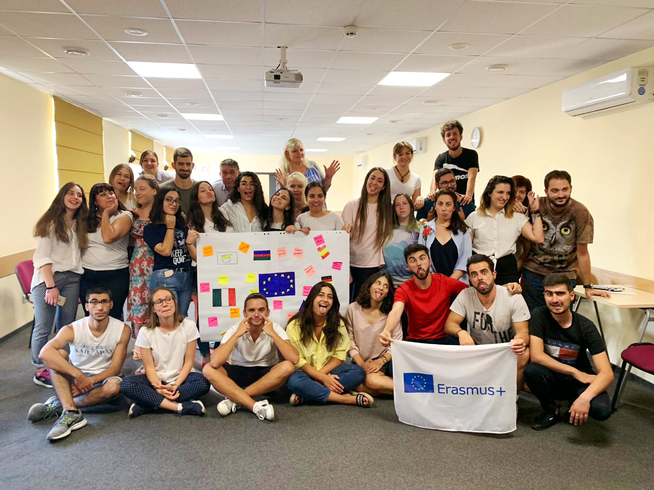"""The project of Erasmus+ """"Expanding opportunities for youth"""" which took place in Sumy (Ukraine)"""