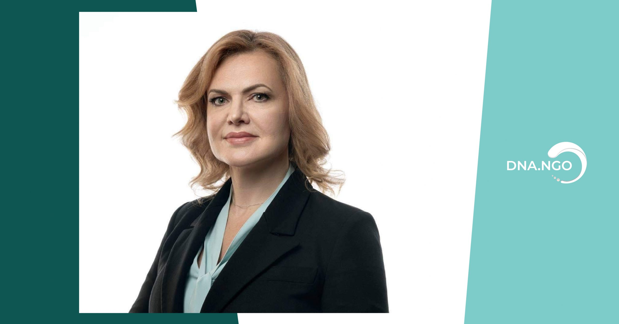 'People will have new biocybernetic capabilities with quantum calculations, caring less for their comfort and physical needs' Nadiia Vasylieva, DNA board member
